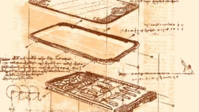 Неожиданное открытие: создателем смартфона является известный итальянский художник XV века