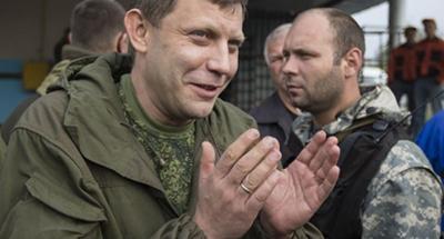 Захарченко приказал отбирать весь урожай у жителей ОРДО