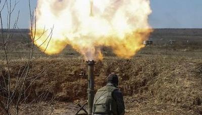 День в АТО: боевики ударили по ВСУ из запрещенных минометов