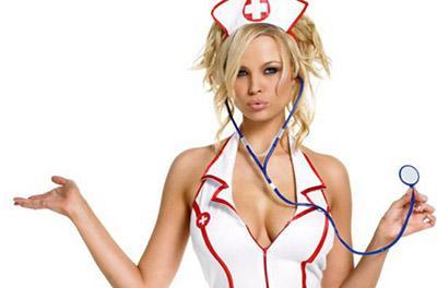 Танец медсестер в нижнем белье перед начальством спровоцировал скандал (ВИДЕО)