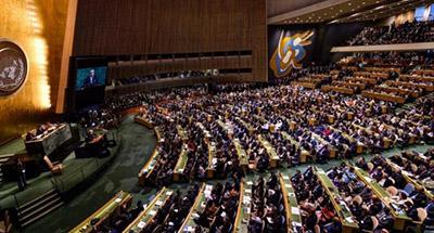 Чудова новина з ООН: незважаючи на спротив РФ, український проект резолюції по Криму підтримали