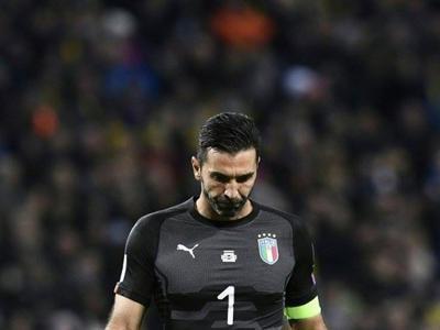 Италия впервые за полвека не попала на Мундиаль