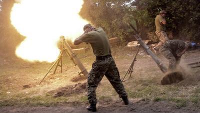 Боевики активно стреляли ночью. Ранены два воина ВСУ
