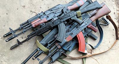 Хранение оружия: Парубий намерен изменить правила