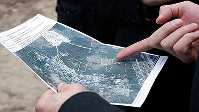 Воинам АТО подготовили документы для получения земельных участков в Мариуполе