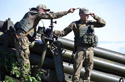 Ситуация в зоне АТО обостряется: в ход пошла артиллерия