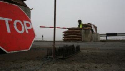 «ЛНР» закрыла пункт пропуска на границе с Россией