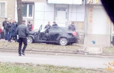 """Пьяные боевики """"ДНР"""" попали в крупную аварию под Донецком"""