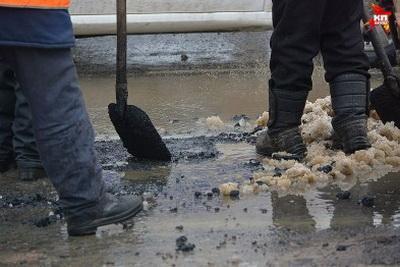 В «ДНР» есть ученые, которые умеют класть асфальт в лужи