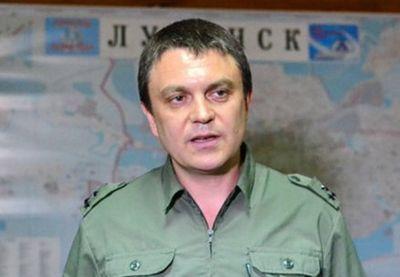 """Новый главарь """"ЛНР"""" назвал свою главную задачу"""