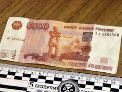 """В оккупированном Луганске """"гуляют"""" фальшивые рубли"""