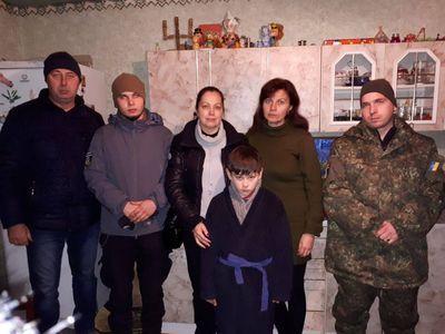 На Луганщине нашли маленького беглеца