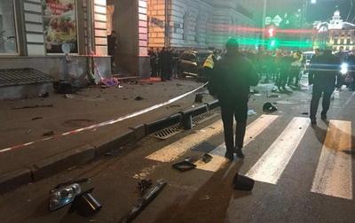 ДТП в Харькове: обнаружен третий участник аварии