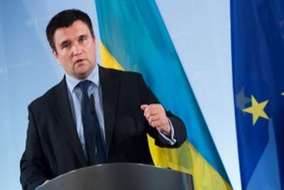 Убраться с украинской земли и компенсировать ущерб: Климкин напомнил России о ее минских обязательствах