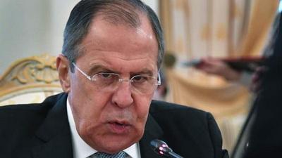Лавров разразился новой истерикой по Украине