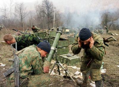 Боевики обстреляли из минометов позиции ВСУ вблизи Водяного и Широкино