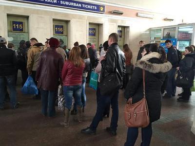 """""""Укрзализныця"""" приостановила онлайн возврат электронных билетов"""