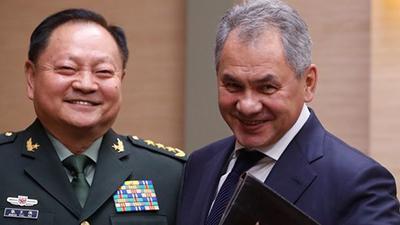 Россия и Китай готовятся к войне с США после вторжения Трампа в КНДР – СМИ