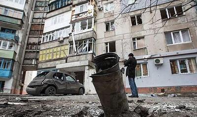 При обстреле Ясиноватой погиб главарь местной ячейки «Оплот Донбасса»