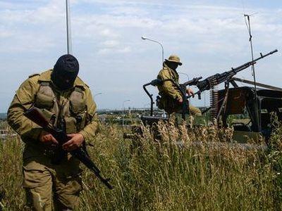 Штаб АТО заявил, что оккупанты Донбасса сорвали перемирие