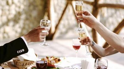 Безвредные алкогольные напитки на Новогодние праздники