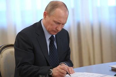 Названа дата когда Путин может подписать соглашение по Донбассу