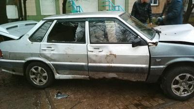 В Макеевке россиянин сбил четырех человек