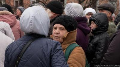 """""""Творится просто какой-то ад"""", - жители Луганска рассказали, во что превратилась """"помощь"""" старикам от властей """"ЛНР"""""""