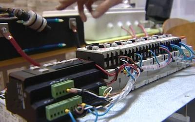 Харьковский инженер изобрел уникальную батарею для электромобилей