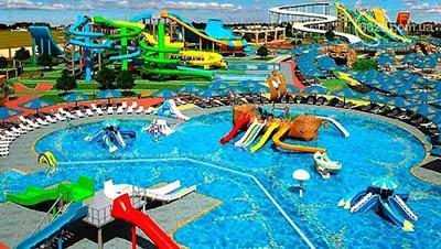 В Мариуполе могут построить аквапарк