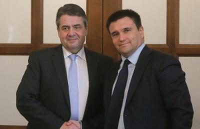 Климкин и Габриэль на Донбассе: стало известно о целях их визита