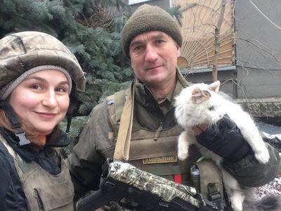 Украинский воин у Горловки: Против нас воюют наемники, они приехали из России