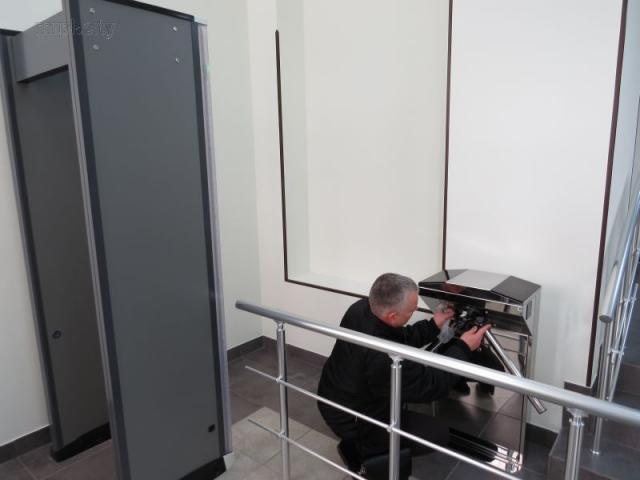 Мариупольский горсовет усилил охрану