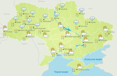 Погодные чудеса на Рождество – Украина удивлена