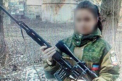 """В Славянске задержали скрывавшуюся там террористку """"ДНР"""""""