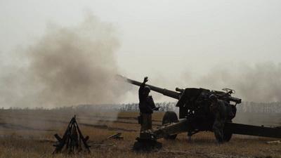 Убивают свои: командир артиллерии из АТО рассказал о потерях на Донбассе