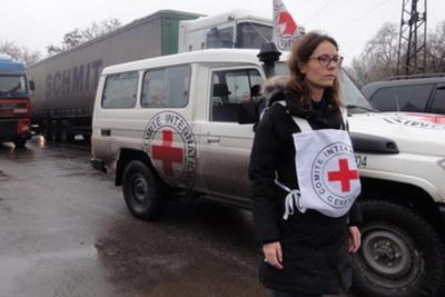 «Красный крест» отправил полтонны лекарств в оккупированные районы Донбасса