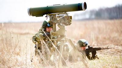 В ВСУ начали подготовку операторов ПТРК Javelin