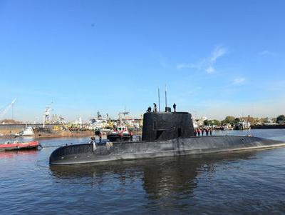 Экипаж аргентинской подлодки San Juan погиб мгновенно – доклад
