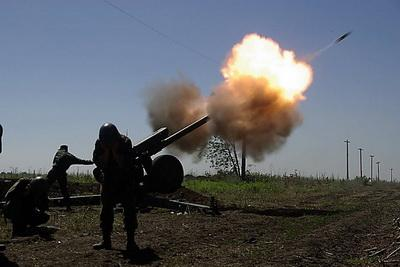Сутки в АТО: 9 обстрелов, один украинский боец погиб