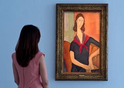 В Италии на выставке Модильяни лишь одна из картин оказалась подлинной