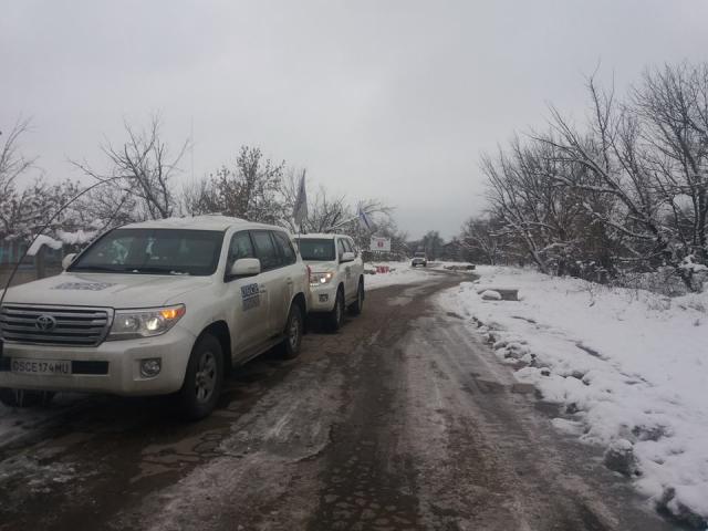 В СММ ОБСЕ рассказали о жертвах и хорошем начале года на Донбассе