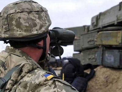 С фронтовой Луганщины пришли отличные новости