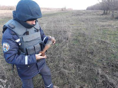 Появились новые данные о разминировании Луганщины