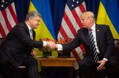Грядет встреча Трампа с Порошенко: Они будут разговаривать как два президента