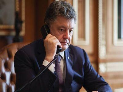 Администрация президента Украины: Порошенко не встречался с Путиным после заключения минских соглашений