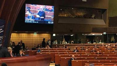 ПАСЕ приняла резолюцию о гуманитарных последствиях на Донбассе