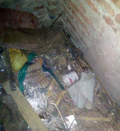 В квартире жителя Торецка взорвался снаряд