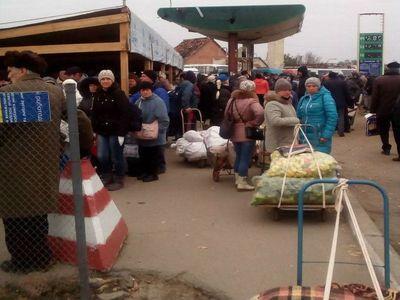 Важно для Донбасса: всё о правилах перевозки через линию соприкосновения