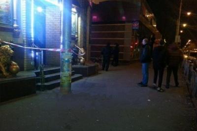 В киевском ресторане зарезали контрактника ВСУ